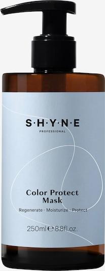 Shyne Maske 'Color Protect' in weiß, Produktansicht