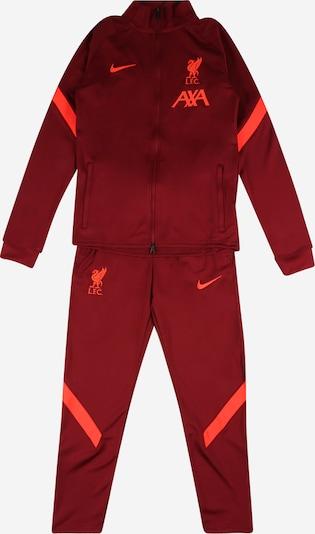 NIKE Trainingsanzug 'Liverpool FC Strike' in rot, Produktansicht