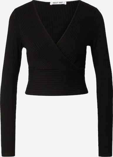ABOUT YOU Shirt 'Cecile' in Black, Item view