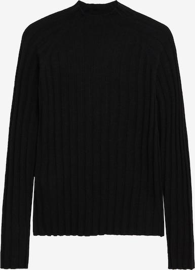MANGO Sweater 'Flurry' in schwarz, Produktansicht