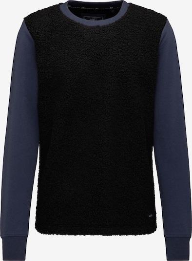 DREIMASTER Sweatshirt in Dark blue / Black, Item view