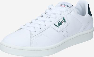 Sneaker bassa 'Masters' LACOSTE di colore verde scuro / bianco, Visualizzazione prodotti