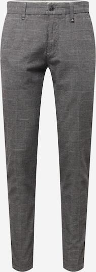 Marc O'Polo Pantalon chino en gris / mélange de couleurs, Vue avec produit