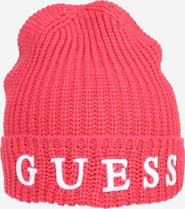 GUESS Müts, värv roosa