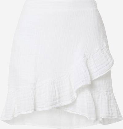 Fustă 'Bekka' Neo Noir pe alb, Vizualizare produs