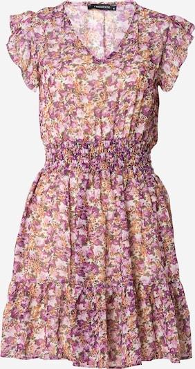 Trendyol Καλοκαιρινό φόρεμα σε εκρού / λιλά, Άποψη προϊόντος