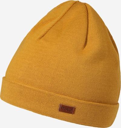 Megzta kepurė 'Max' iš MAXIMO , spalva - garstyčių spalva, Prekių apžvalga