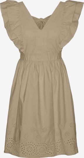 Vero Moda Petite Kleid 'Lisa' in hellbraun, Produktansicht
