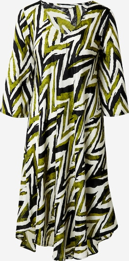Masai Robe 'Nora' en vert / noir / blanc, Vue avec produit