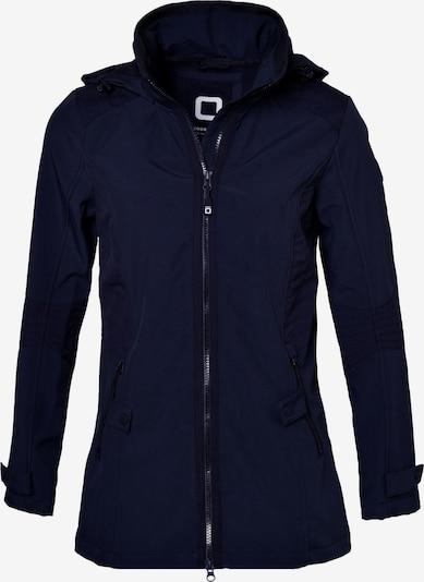 CODE-ZERO Tussenjas 'Jammer Softshell' in de kleur Blauw / Marine / Navy / Donkerblauw, Productweergave
