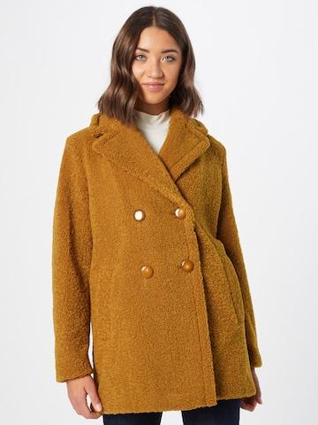 King Louie Prechodný kabát 'Megan Murphy' - Hnedá