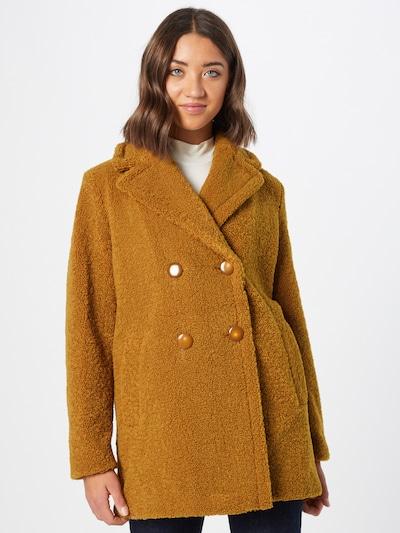 King Louie Between-Seasons Coat 'Megan Murphy' in Mustard, View model