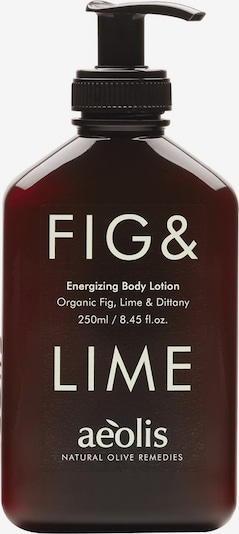 aeolis Body Lotion 'Fig & Lime Energizing' in transparent, Produktansicht