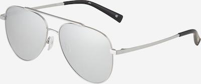 LE SPECS Sonnenbrille in schwarz / silber, Produktansicht