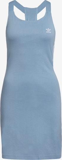 ADIDAS ORIGINALS Šaty - dymovo modrá / biela, Produkt