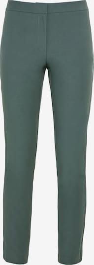 HALLHUBER Hose in smaragd, Produktansicht