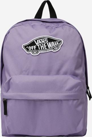 VANS Rucksack 'Realm' in Purple