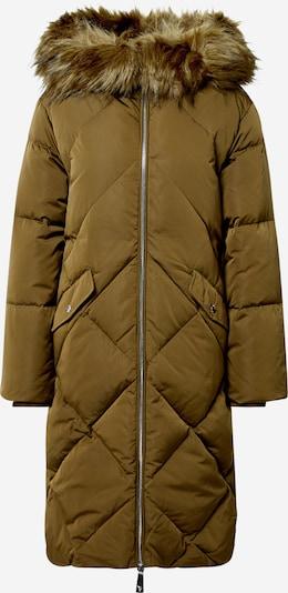 GUESS Zimska jakna | zelena barva, Prikaz izdelka