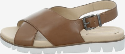 GERRY WEBER SHOES Sandale 'Gulla 01' in braun, Produktansicht