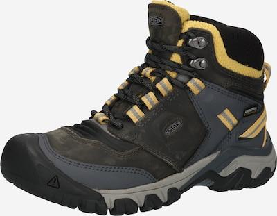 KEEN Boots in de kleur Crème / Grijs / Zwart, Productweergave