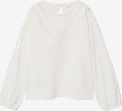 MANGO KIDS Shirt  'MATILDA-I' in weiß, Produktansicht