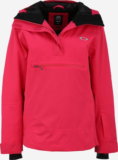 OAKLEY Sport-Jacke 'IRIS' in rubinrot, Produktansicht