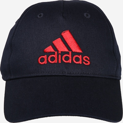 ADIDAS PERFORMANCE Cap in navy / rot, Produktansicht