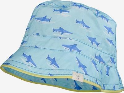 MAXIMO Hoed 'Haie' in de kleur Blauw / Lichtblauw, Productweergave