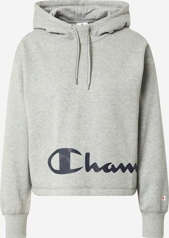 Champion Authentic Athletic Apparel Sweatshirt in Grau