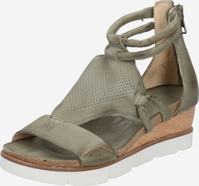 MJUS Sandale 'TAPASITA' in oliv, Produktansicht