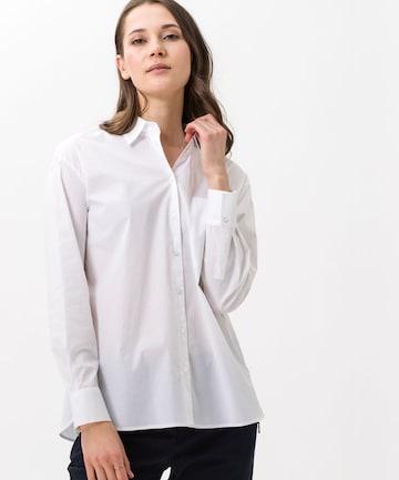 BRAX Bluse 'Vivian' in Weiß