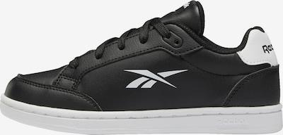 Reebok Classic Sneaker ' Royal Vector' in schwarz / weiß, Produktansicht