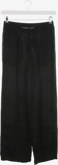 Velvet Hose in S in schwarz, Produktansicht