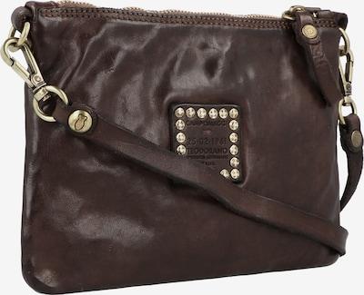 Campomaggi Umhängetasche Leder 21 cm in braun, Produktansicht