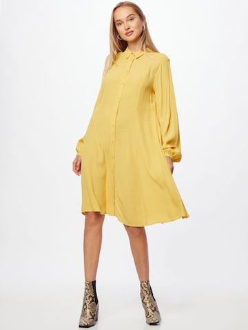 Rochie tip bluză 'Bindine 212' de la minimum pe galben