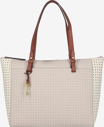 FOSSIL Shopper 'Rachel' in beige / mischfarben, Produktansicht
