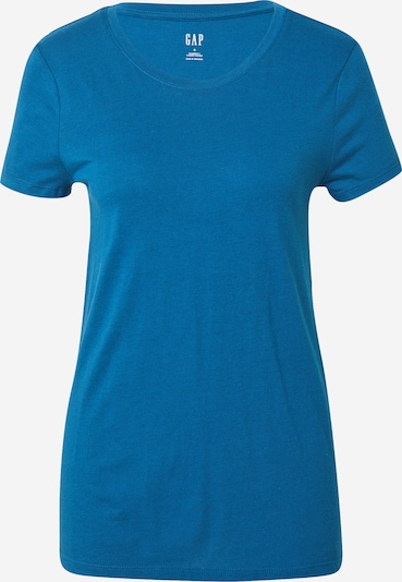 GAP Koszulka 'V-SS FAV CREW SLD' w kolorze niebieskim, Podgląd produktu