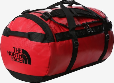 THE NORTH FACE Reisetasche 'Base Camp' in rot / schwarz, Produktansicht