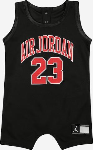 melns Jordan Kombinezons