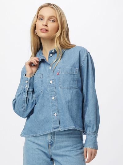 Palaidinė 'Zoey' iš LEVI'S , spalva - tamsiai (džinso) mėlyna, Modelio vaizdas