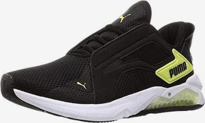 PUMA Sportschuh in gelb / schwarz, Produktansicht