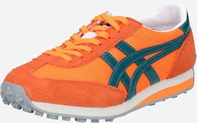 Sneaker low Onitsuka Tiger pe verde închis / portocaliu / portocaliu închis / alb, Vizualizare produs