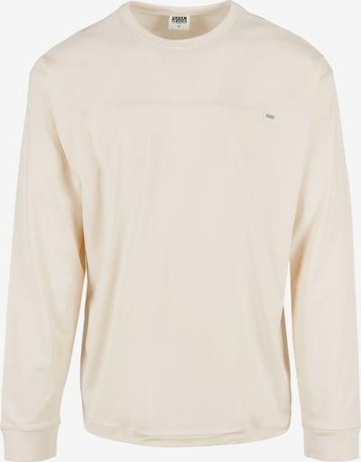 Urban Classics Shirt in de kleur Crème, Productweergave