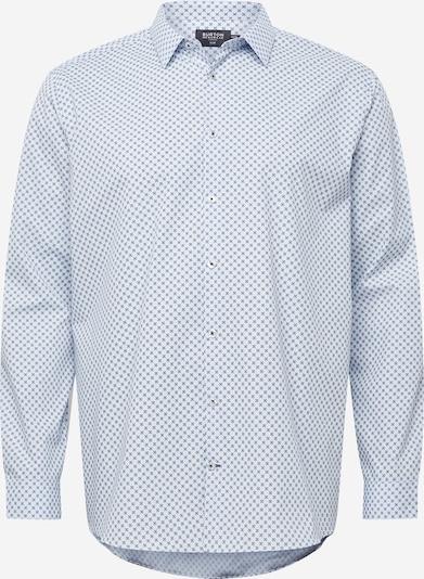 BURTON MENSWEAR LONDON (Big & Tall) Hemd 'NON IRON' in opal / weiß, Produktansicht