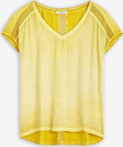 Sandwich T-Shirt in gelb, Produktansicht