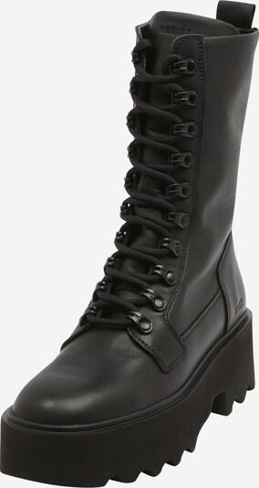 Nubikk Čizme sa vezicama 'Fara' u crna, Pregled proizvoda