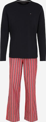 Tommy Hilfiger Underwear Pyjama in Blau