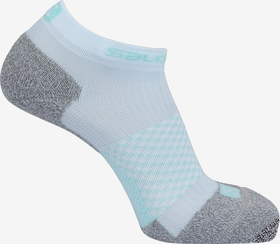 SALOMON Sneakersocken 'La Tournette' in hellblau, Produktansicht