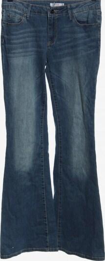 JustFab Jeansschlaghose in 29 in blau, Produktansicht