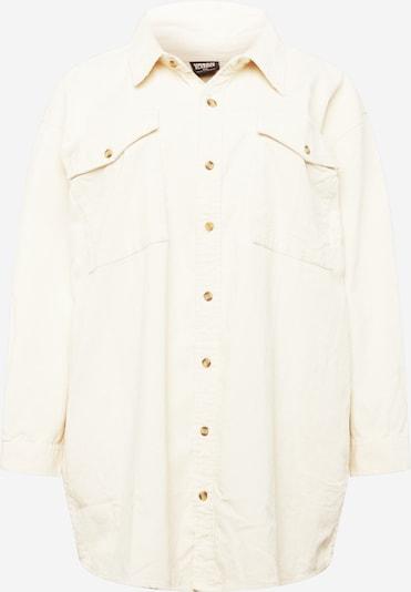 Urban Classics Curvy Bluza   pesek barva, Prikaz izdelka